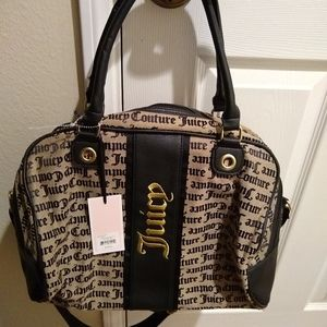 NWT Juicy Couture shoulder bag purse